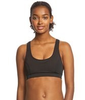 Danskin Wicking Cotton Comfort Yoga Sports Bra