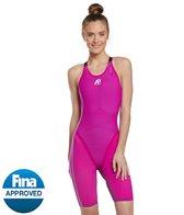 A3 Performance Women's VICI Open Back Tech Suit Swimsuit