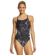 Arena Women's Starflower MaxLife Challenge Back One Piece Swimsuit