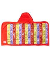 Arena Super Heroes Kids' Poncho Towel