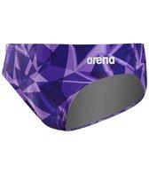 Arena Men's Shattered Glass MaxLife Brief Swimsuit