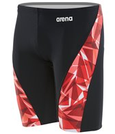 Arena Men's Shattered Glass MaxLife Jammer Swimsuit
