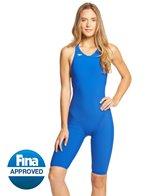 Speedo Women's Power Plus Prime Kneeskin Tech Suit Swimsuit