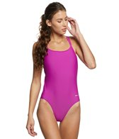 Sporti Strappy Back One Piece Swimsuit