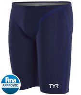 TYR Men's Tracer B-Series Solid Jammer Tech Suit Swimsuit