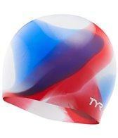 TYR Junior Tie Dye Swim Cap
