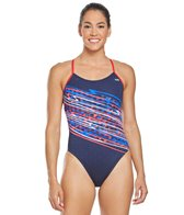 TYR Women's Victorious Cutoutfit One Piece Swimsuit