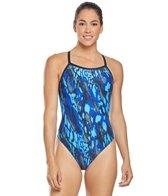 TYR Women's Brandello Diamondfit One Piece Swimsuit