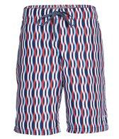 Speedo 20 Cadence Stripe E-Board Shorts