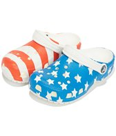 Crocs Kids Classic American Flag Clog (Toddler, Little Kid)