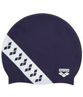 Arena Team Stripe Swim Cap