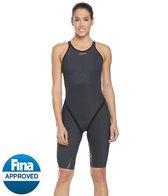 FINIS Women's Rival 2.0 Open Back Kneeskin Tech Suit Swimsuit