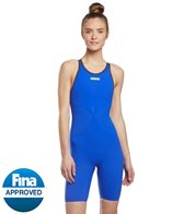 Arena Women's Powerskin Carbon Air2 Full Body Open Back Tech Suit Swimsuit