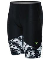 Speedo Men's Pro LT Modern Matrix Jammer Swimsuit