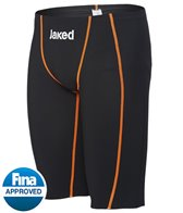 Jaked Men's JALPHA Jammer Tech Suit Swimsuit