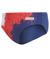 Arena Men's Spraypaint MaxLife Brief Swimsuit