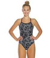 Arena Women's Carbonics MaxLife Pro Light Drop Back One Piece Swimsuit
