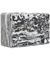 Everyday Yoga 4 Inch Marbled Foam Yoga Block