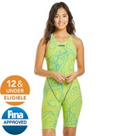 Arena Women's Limited Edition Powerskin ST 2.0 Full Body Open Back Tech Suit Swimsuit
