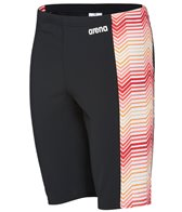 Arena Men's Multicolor Stripes Maxlife Jammer Swimsuit