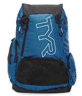 TYR Alliance 45L Team Carbon Print Backpack