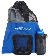 Dolfin Mesh Drawstring Backpack