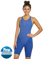 Arena Women's Powerskin Carbon Glide Open Back Tech Suit Swimsuit
