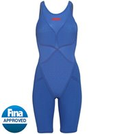 Arena Women's Powerskin Carbon Glide Closed Back Tech Suit Swimsuit