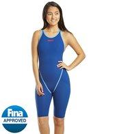 Arena Women's Powerskin Carbon Core FX Open Back Tech Suit Swimsuit