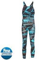 TYR Men's Avictor Prelude Open Water Full Leg Tech Suit Swimsuit