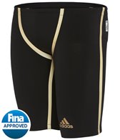 Adidas Men's Adizero Freestyle Jammer Tech Suit Swimsuit