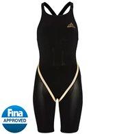 Adidas Women's Adizero Freestyle Closed Back Tech Suit Swimsuit