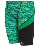 TYR Men's Agran Wave Jammer Swimsuit
