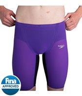 Speedo Men's Fastskin LZR Pure Valor Jammer Tech Suit Swimsuit