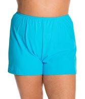 Topanga Plus Size Swim Short