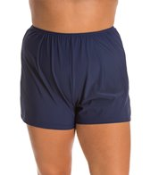 Topanga Plus Size Swim Short