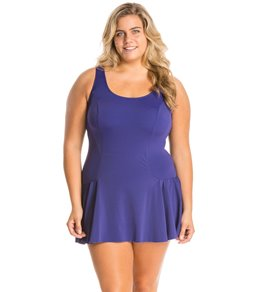 Plus Size Swim Dresses