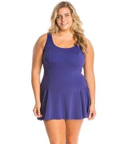 Plus Size Swim Dresses