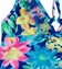 Seafolly Girls' Tropica Crush Frill Halter Tank One Piece (6-14)