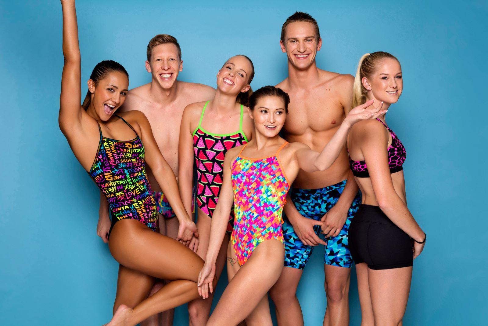 Funkita Swim Team