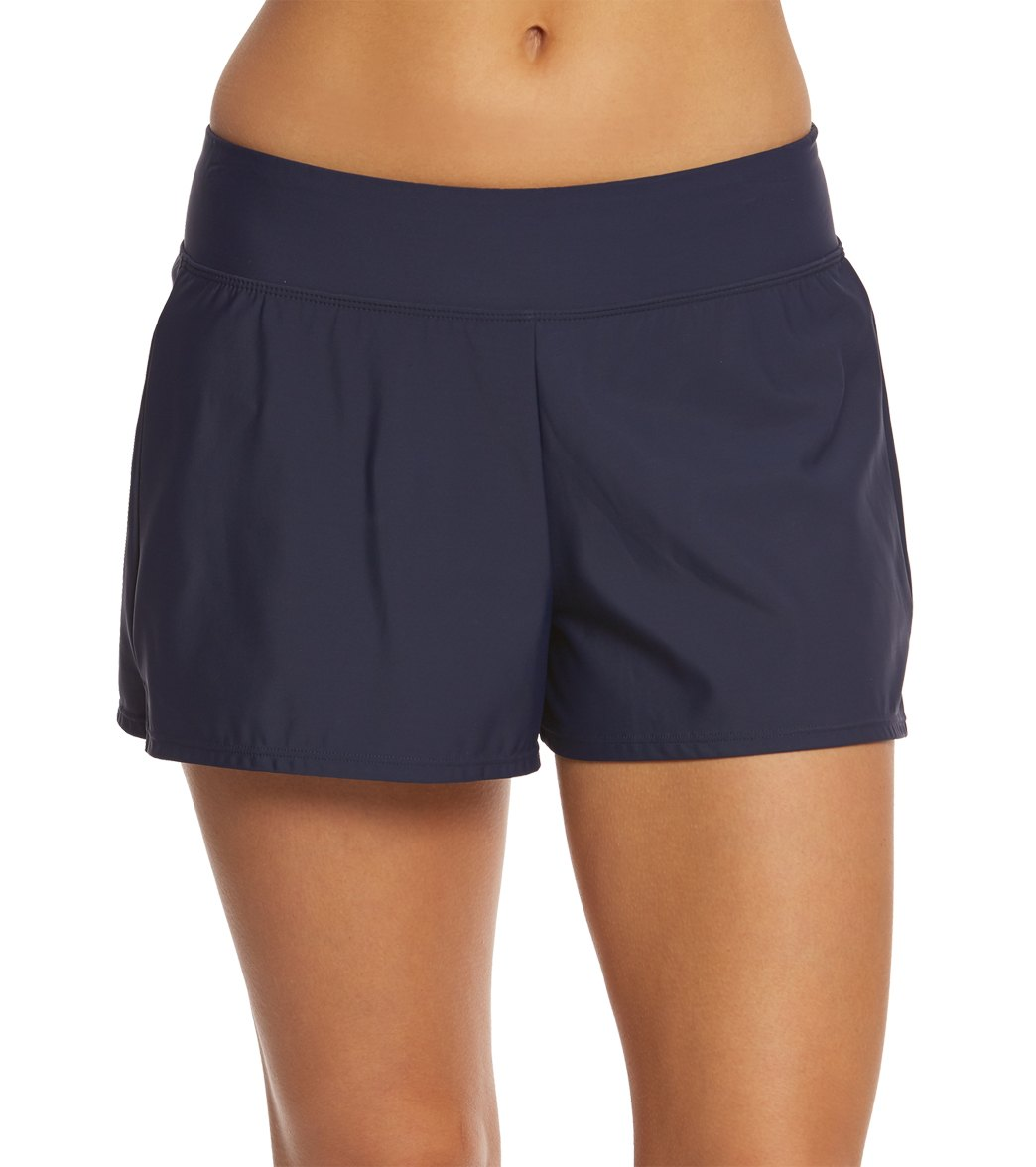 Plus Size Swim Short