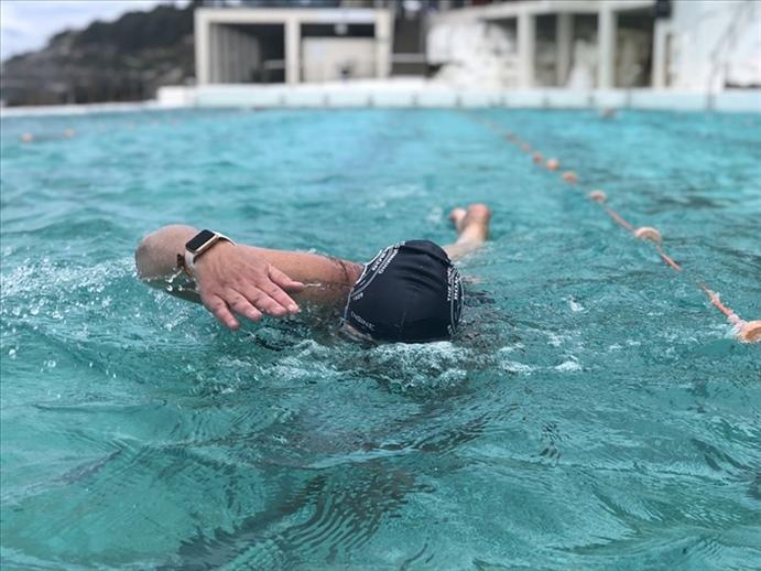 Swim Training for Half Ironman