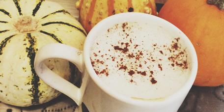 Recipe: A Healthier Pumpkin Spice Latte