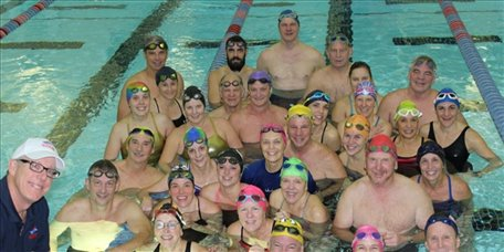 U.S. Masters Swimming Club of the Month - February 2016
