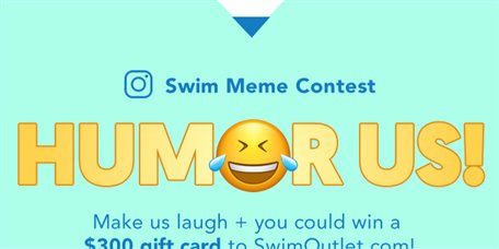 Win $300! Enter The SwimOutlet.com Instagram Meme Contest