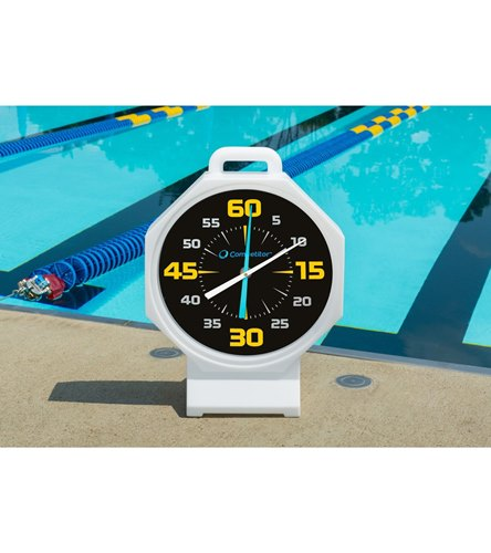 Competitor 15 Quot Pace Clock At Swimoutlet Com Free Shipping
