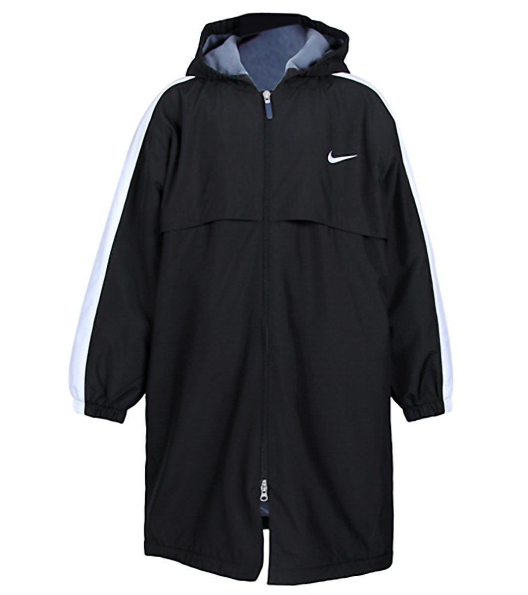 Nike Swim Parka Youth at SwimOutlet.com - Free Shipping