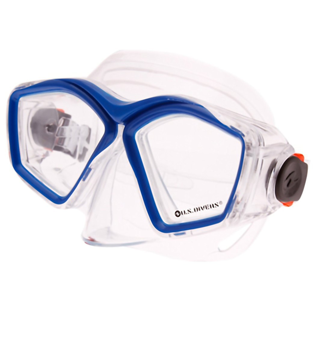snorkeling with glasses n8hf  US Divers Icon/SeaBreeze/ Proflex/Cbag Snorkel, Mask and Fin Set at  SwimOutletcom