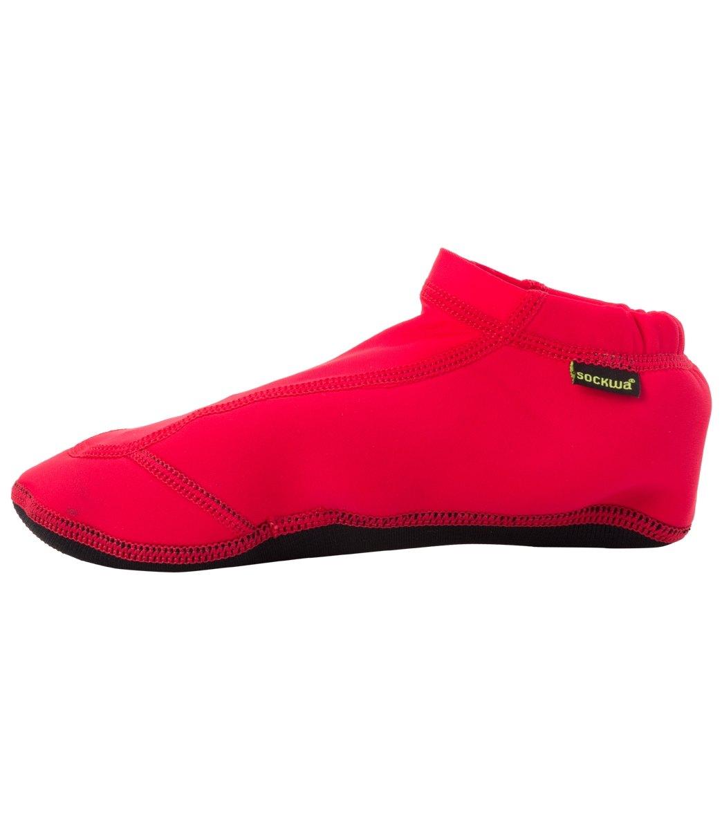 Sockwa Water Shoes Playa Lo Aqua Socks at SwimOutlet.com