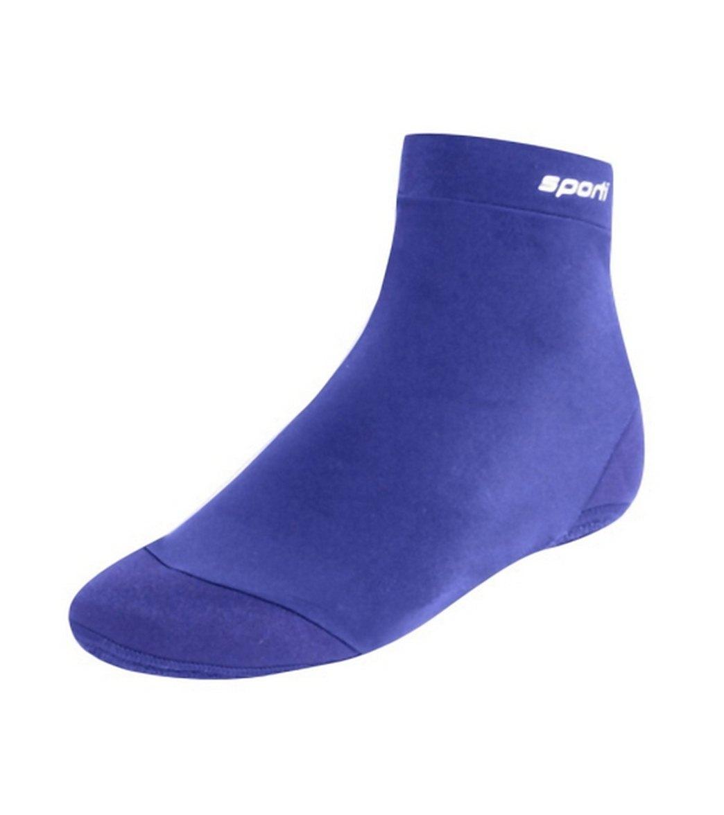 Sporti Nylon Spandex Swim Fin Socks at SwimOutlet.com
